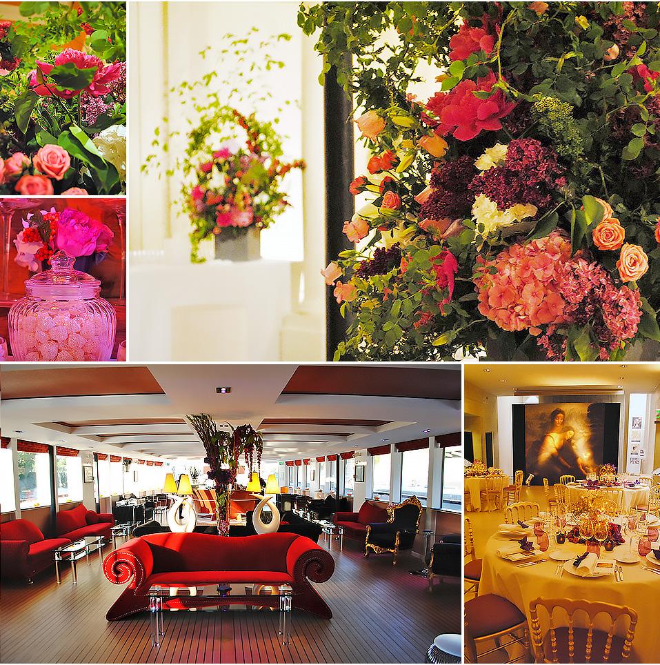 Decoration florale paris elegant cidessous petite vido for Decoration florale evenementiel